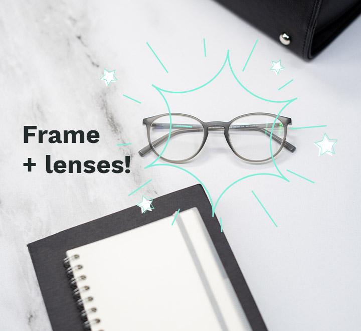 FREE 1.5 index Lenses