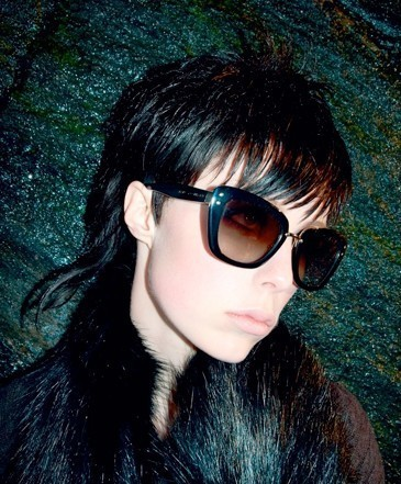Marc Jacobs, the designer and his Fall/Winter eyewear collection: chic, simple and sexy