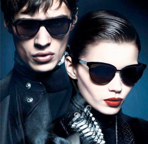Gucci eyewear autumn/winter: retro inpirations with contemporary touches and the Web Ribbon collection