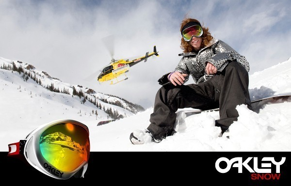 Oakley ski goggles collection winter 2013/2014