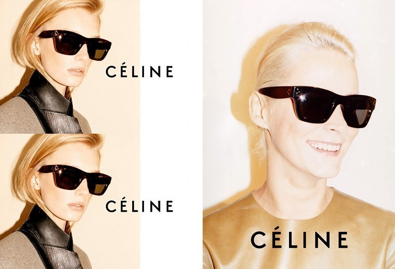 Céline 2013/2014 Collection: eyewear is feminine!