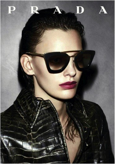 Prada sunglasses Fall Winter 2013-2014 Cinéma collection