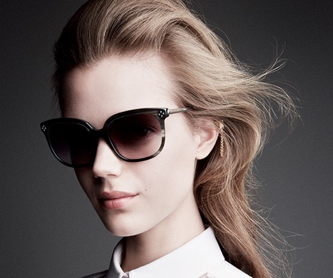 Chloé fall/winter 2013/2014 eyewear collection