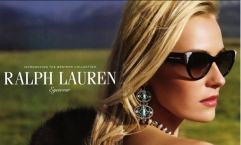 Classy and sophisticated with Ralph Lauren 2014 sunglasses collection