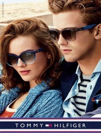 New eyewear for Tommy Hilfiger spring/summer 2014