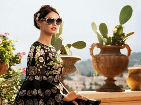 Dolce & Gabbana eyewear: Mosaico collection