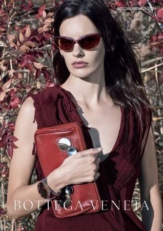 Bottega Veneta introduces spring/summer 2014 sunglasses and eyeglasses