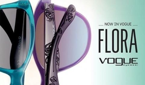 Vogue Flora spring/summer collection 2014