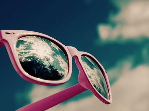 Think pink: be positive this summer with Dolce & Gabbana, Marc by Marc Jacobs, Gucci and Ray-Ban sunglasses