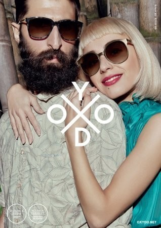 Oxydo spring/summer 2014 eyewear collection