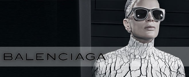 A wander in elegance with the Balenciaga 2014 spring/summer collection