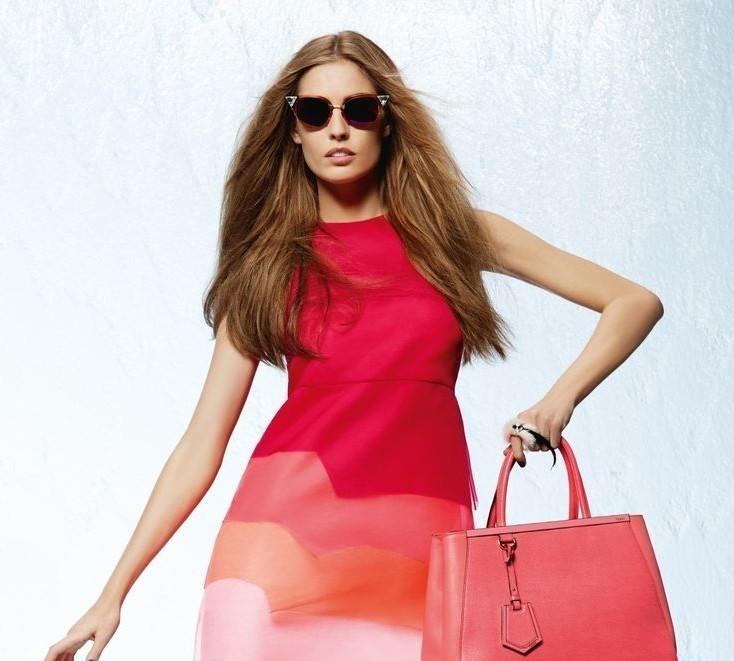 Sunglasses Fendi: Iridia collection