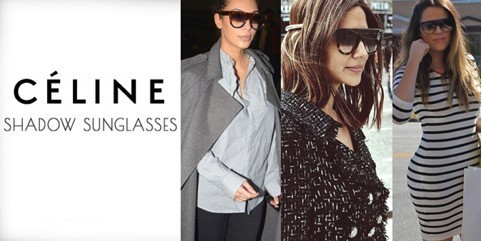 Céline Shadow sunglasses: the most wanted is now in stock!