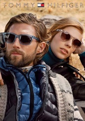 Tommy Hilfiger Fall/Winter 2014/2015 eyewear collection: youthful spirit with irreverent attidute