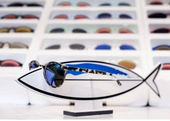 Colour: the keyword for Saraghina eyewear