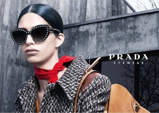 Prada eyewear Fall/Winter 2014/2015