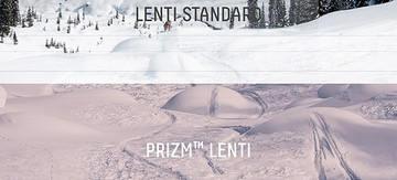 PrizmTM lenses: a revolution for snow lenses