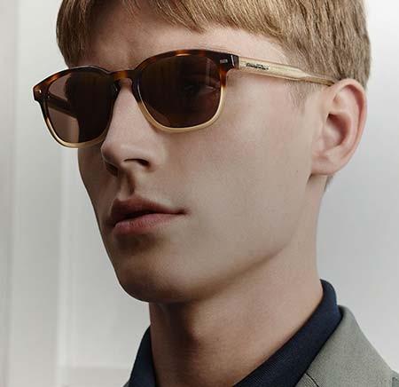 Ermenegildo Zegna eyewear: icon of refined elegance