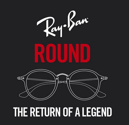 Become an icon of style with the new Ray-Ban eyewear collection