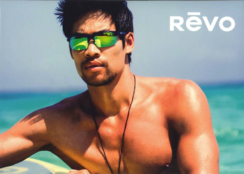 Revo sunglesses: polarize your life!