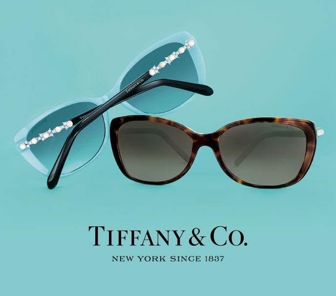 A new music in eyewear with Tiffany Aria sunglasses collection