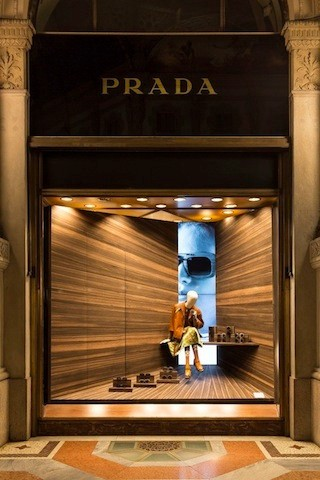 Prada Raw Eyewear Special Project 2015
