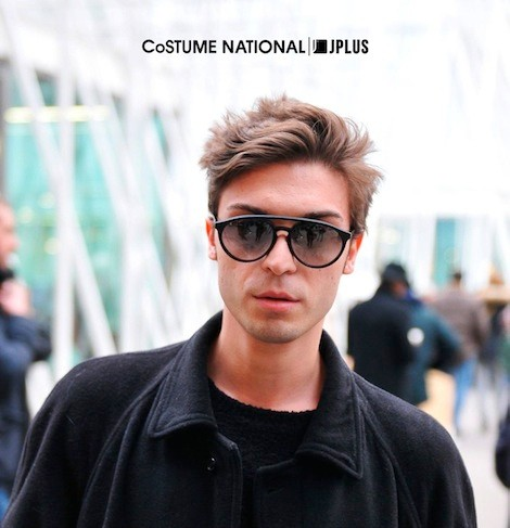 b3c06a5cc14a Costume National by Jplus: a great collaboration in eyewear