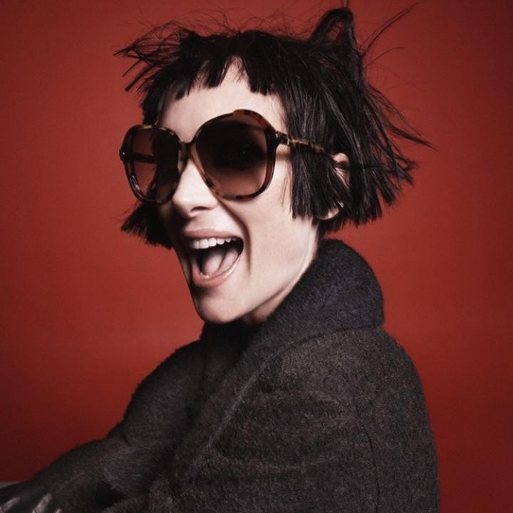The Marc Jacobs Autumn/Winter 2015/2016 eyewear collection