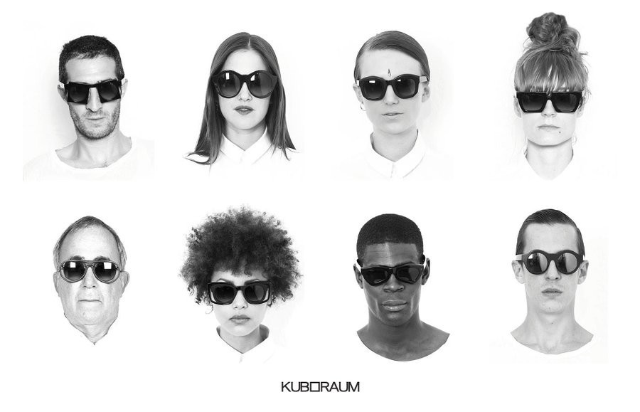 Kuboraum sunglasses: find the mask for your personality