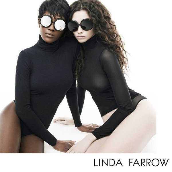 Linda Farrow sunglasses collection 2015/2016
