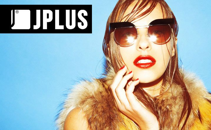 Design and vanguard with JPlus new eyewear collection