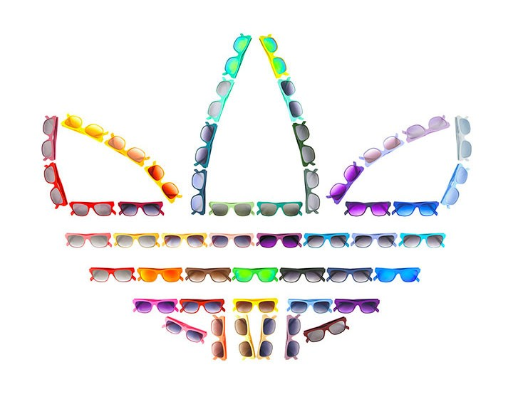 Adidas Originals by Italia Independent eyewear