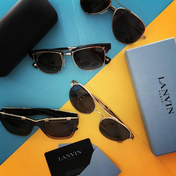 Lanvin Eyewear Summer 2016
