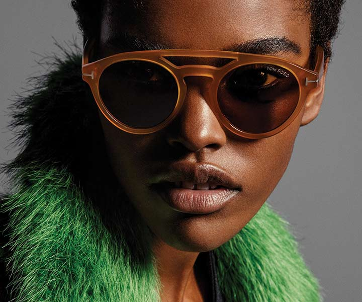 Tom Ford eyewear FW 2016: the seventies are back!