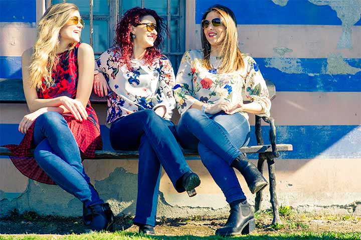 The new Bohemians: Sunglasses for spring