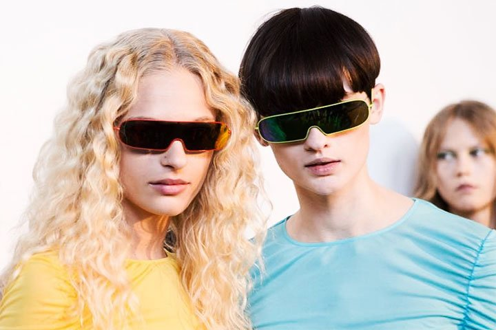 Emilio Pucci Spring/Summer 2017 Eyewear: COLOUR is the keyword