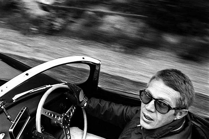 Persol Steve McQueen sunglasses: the legend is back