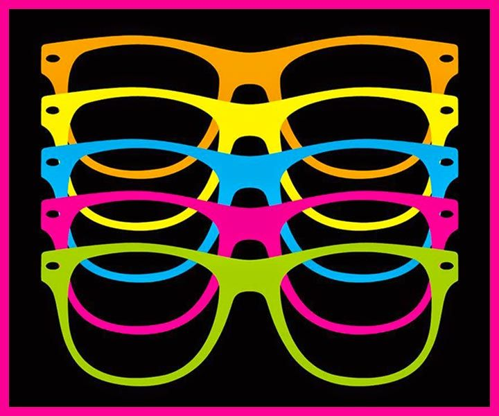 TOP 10 coloured sunglasses for 2017