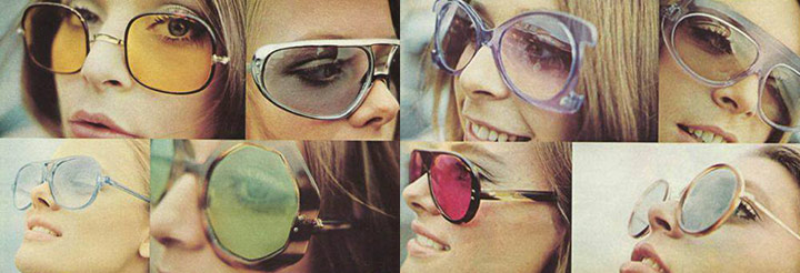 Vintage celebration: it's eyewear time!