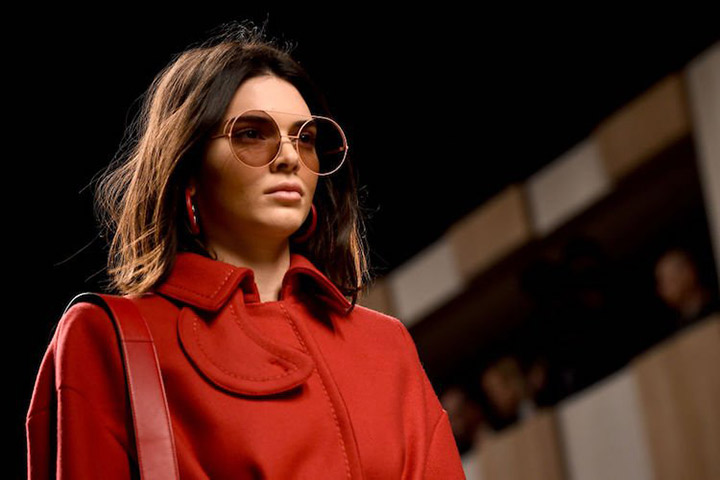 Season trends: wired-rim sunglasses and eyeglasses