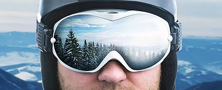 Let it snow! Let it snow! Let it snow: choose your goggles!