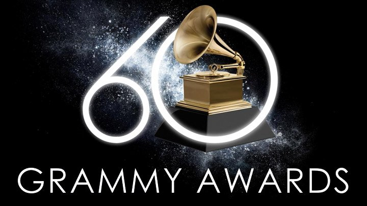 60th Grammy Awards: Eyewear on the red carpet