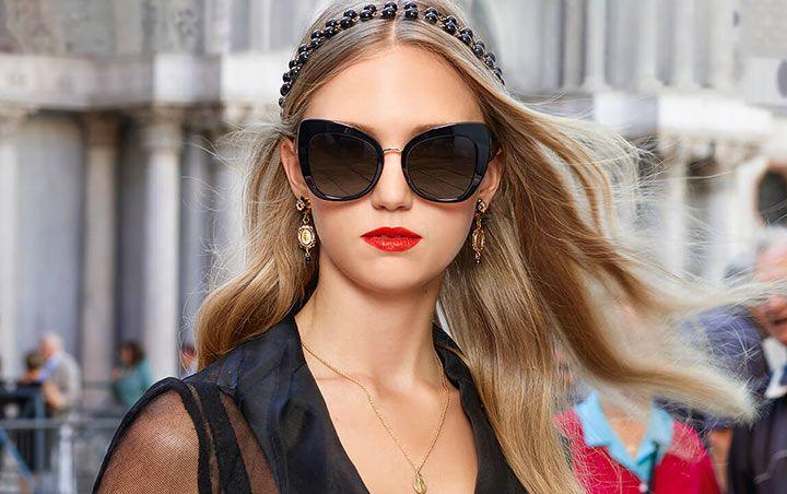 #DGVenezia: Spring/Summer 2018 eyewear collection