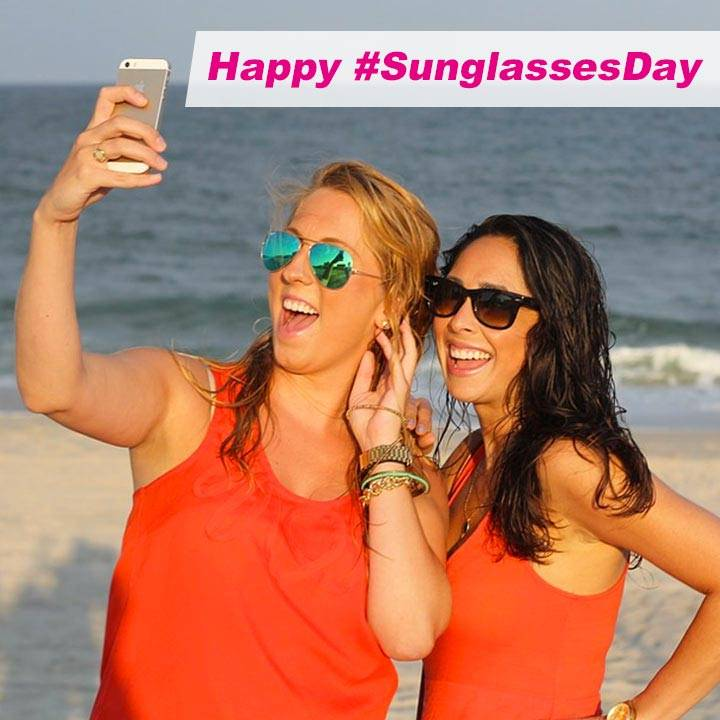 Happy Sunglasses Day