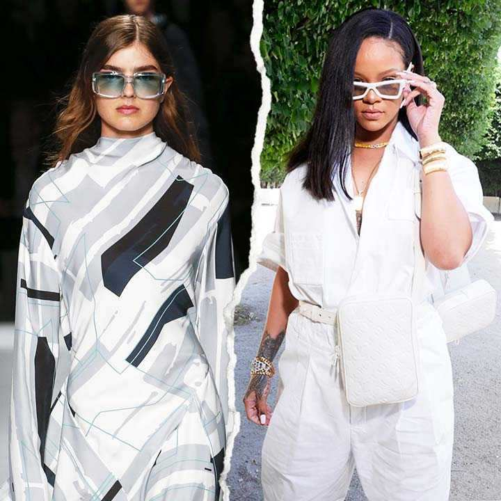 Eyewear fashion weeks: catwalk vs street style