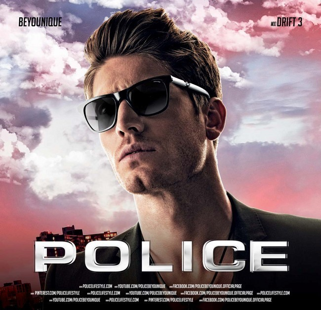 The 2013 Police sunglasses collection: shapes, colours and inspiration