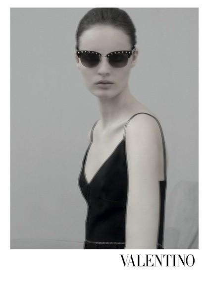 Valentino 2013 sunglasses: Rockstud style