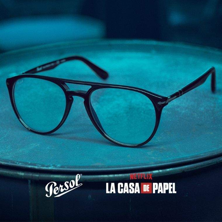 Persol and Casa de Papel (Money Heist): a perfect couple!