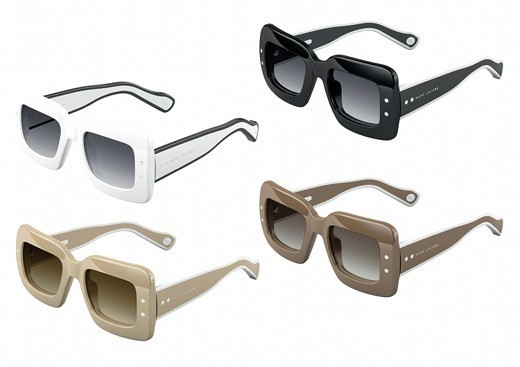 Marc Jacobs sunglasses: back to the sixties