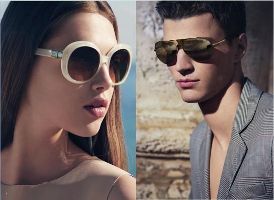 Emporio Armani: New eyewear collection